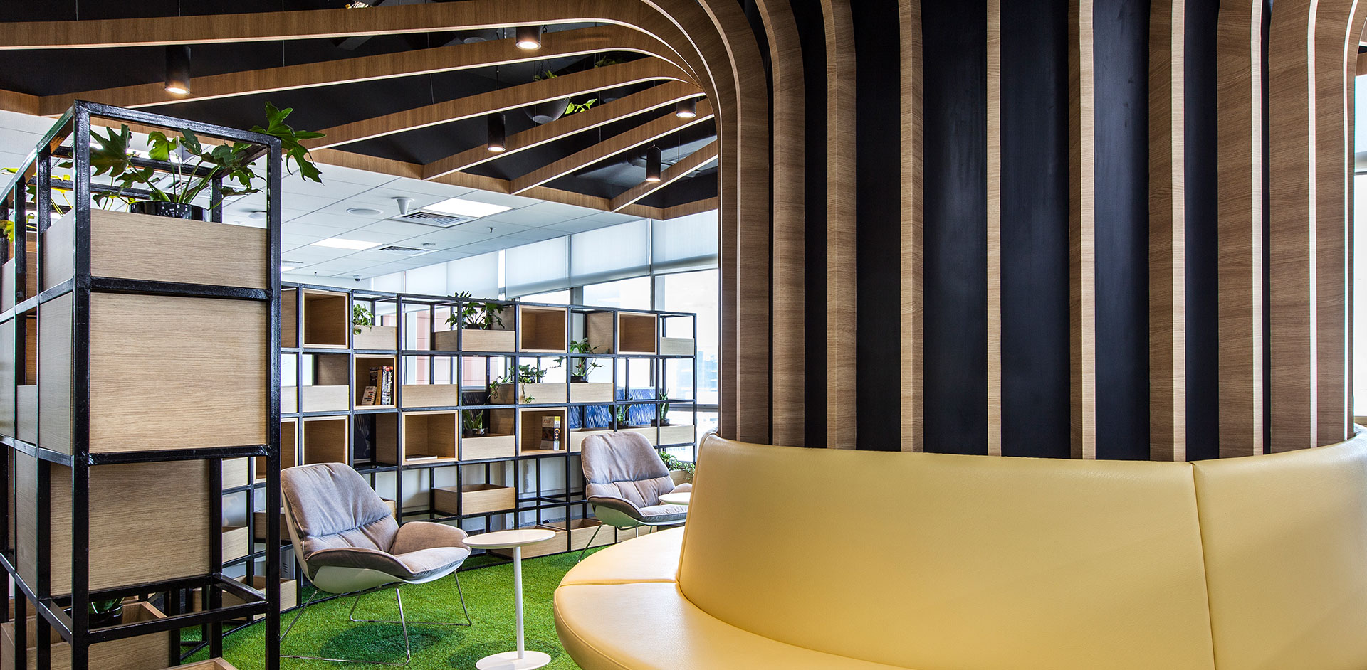 space matrix leading workplace office interior design company