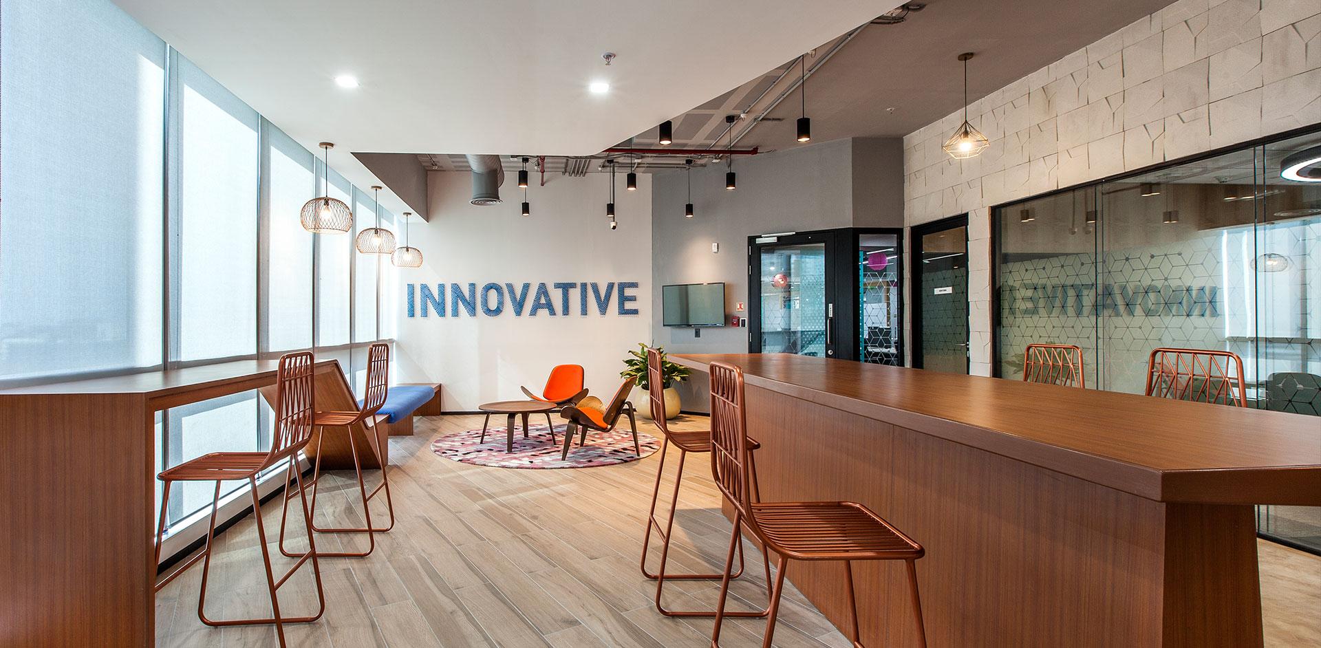 Space Matrix - Leading Workplace & Corporate Office Interior Design ...