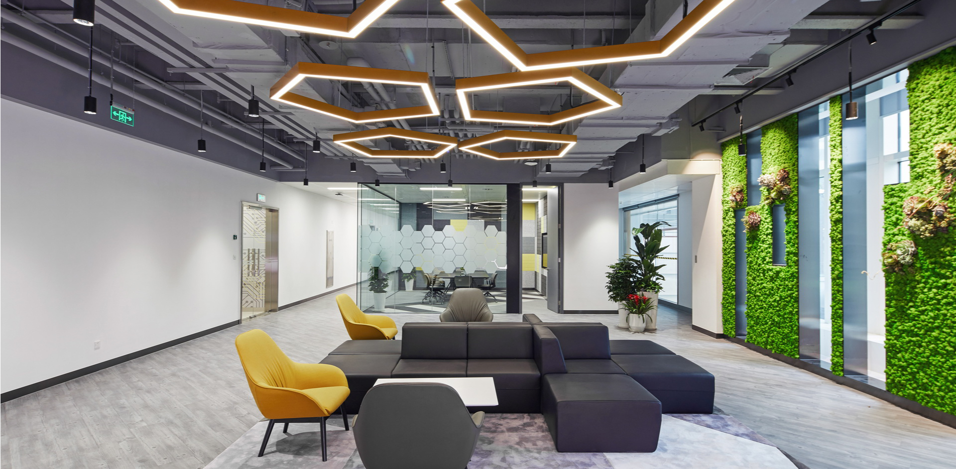 Space Matrix - Leading Workplace & Corporate Office Interior