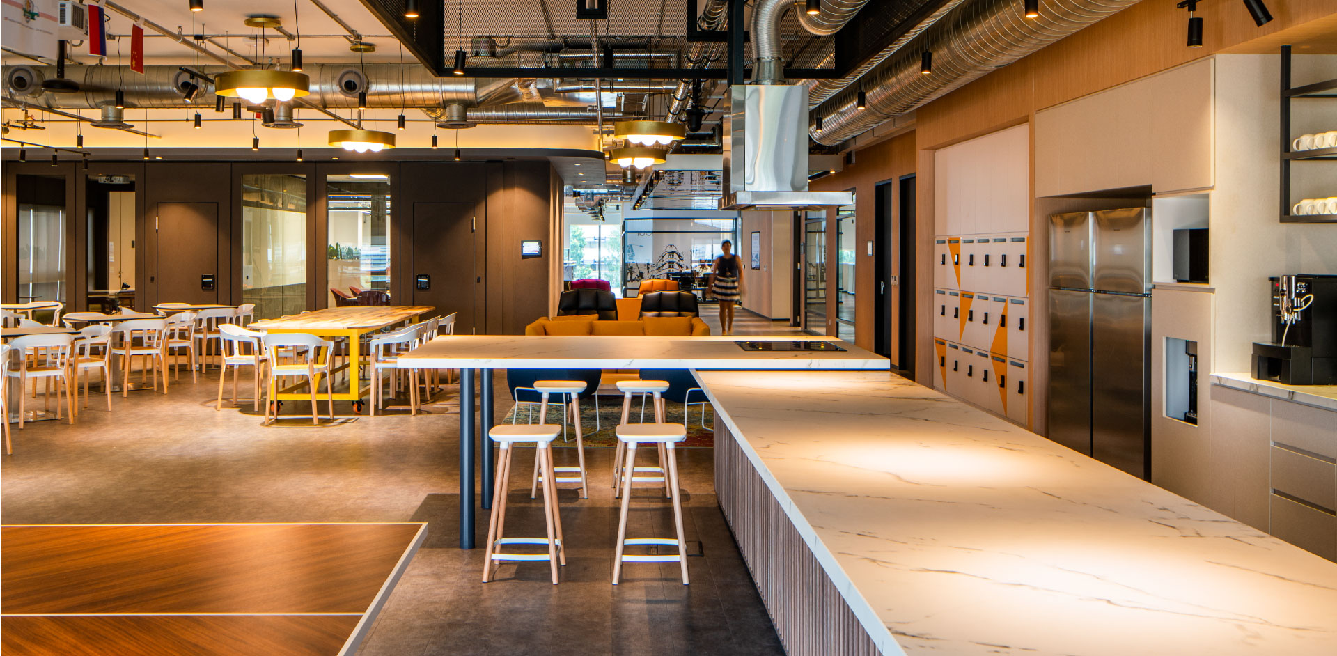Creating Unique And Immersive Workspaces That Inspire People And Impact  Business.