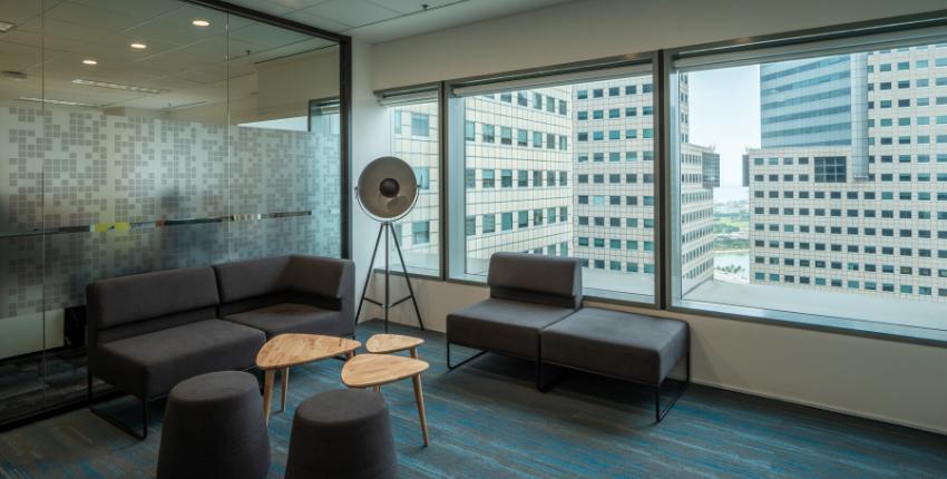 Nutanix's Workplace Design