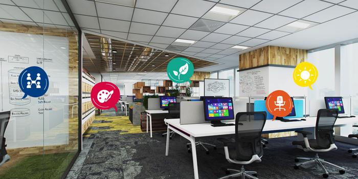 office design strategies