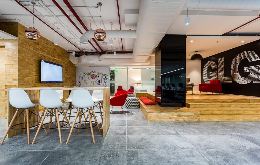 Inspirational Office Design How Glg Mumbai Attracts Retains Millennials Space Matrix