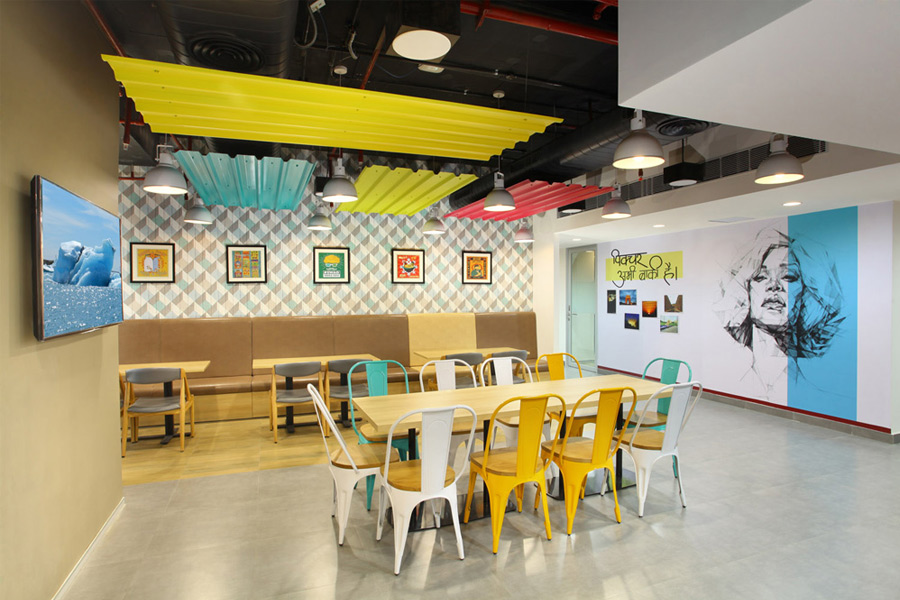new office design. Weber Shandwick\u0027s New India Office Design Boosts Employee Well-being And Collaboration K