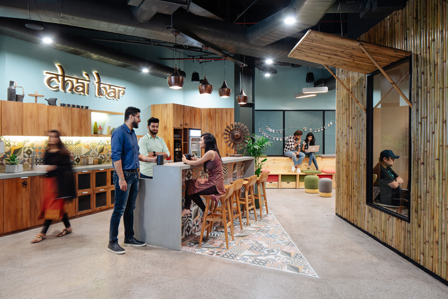 Airbnb S New Gurgaon Office The Journey Behind Transforming A