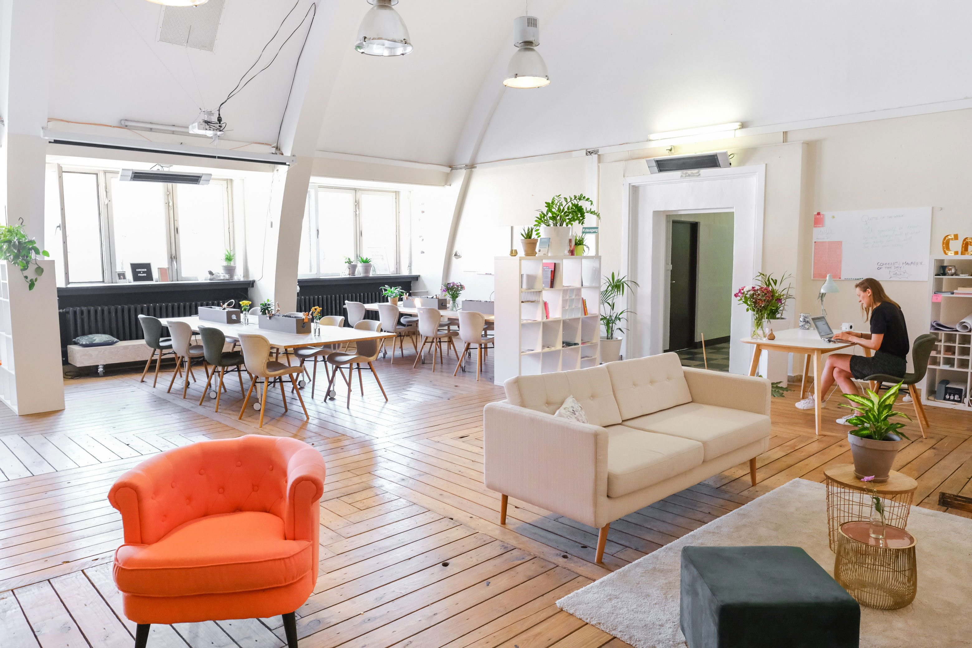 Co-living spaces are disrupting Asia's real estate industry with a new way to look at modern office design