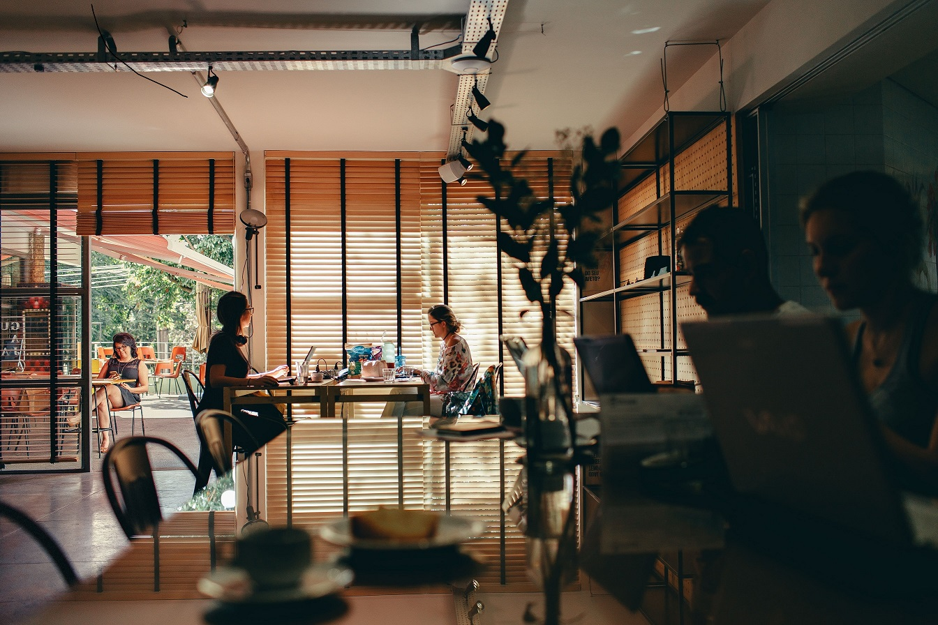 Gen Z and millennials prefer flexible work styles that enable remote working and office design trends are reflecting this