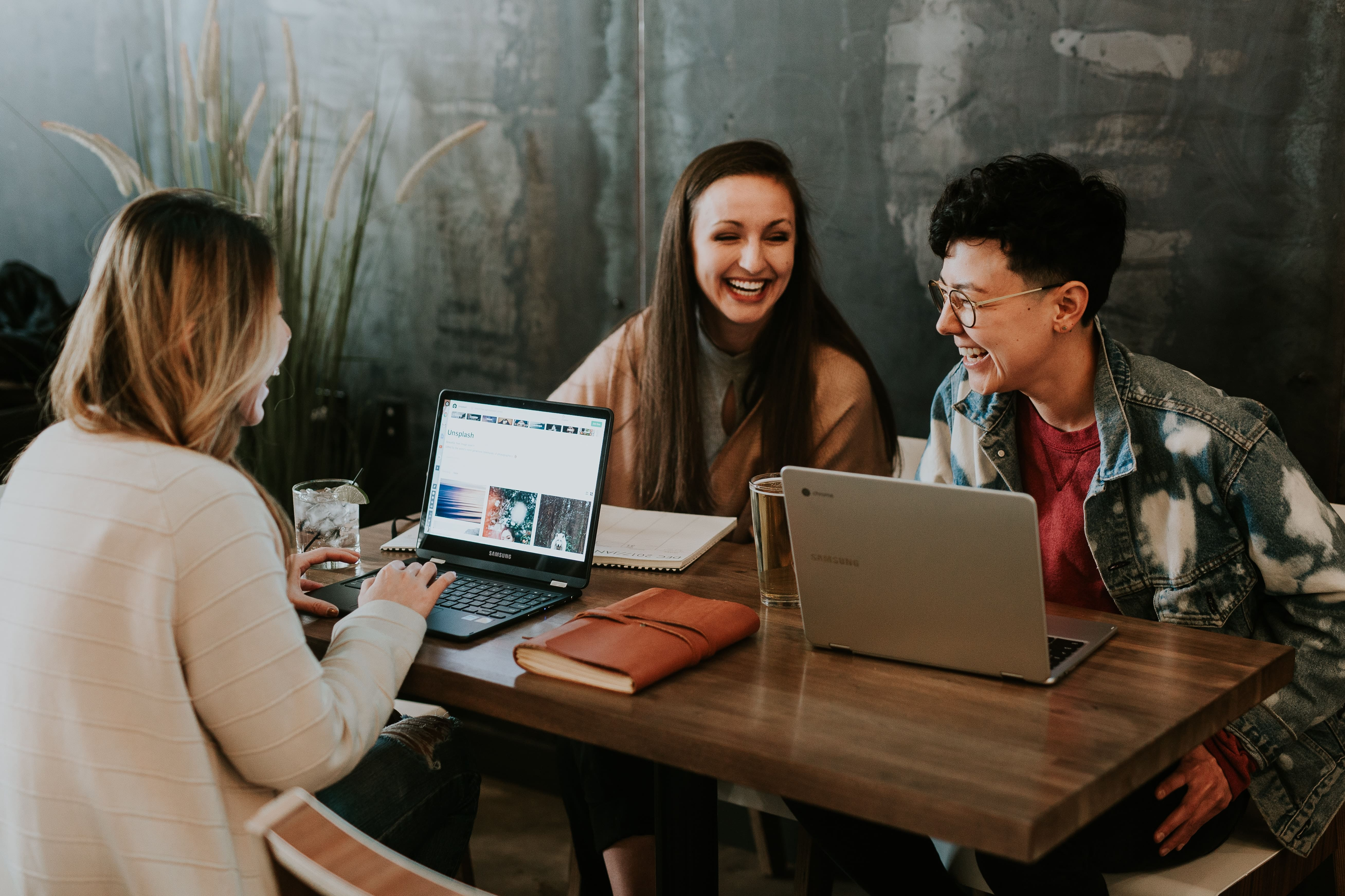 Hybrid workplaces enable human moments at work