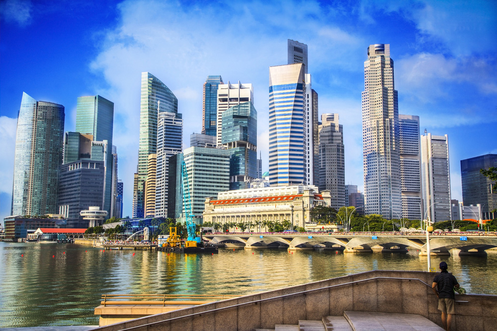 Singapore's evolving financial industry calls for a change in workplace strategy