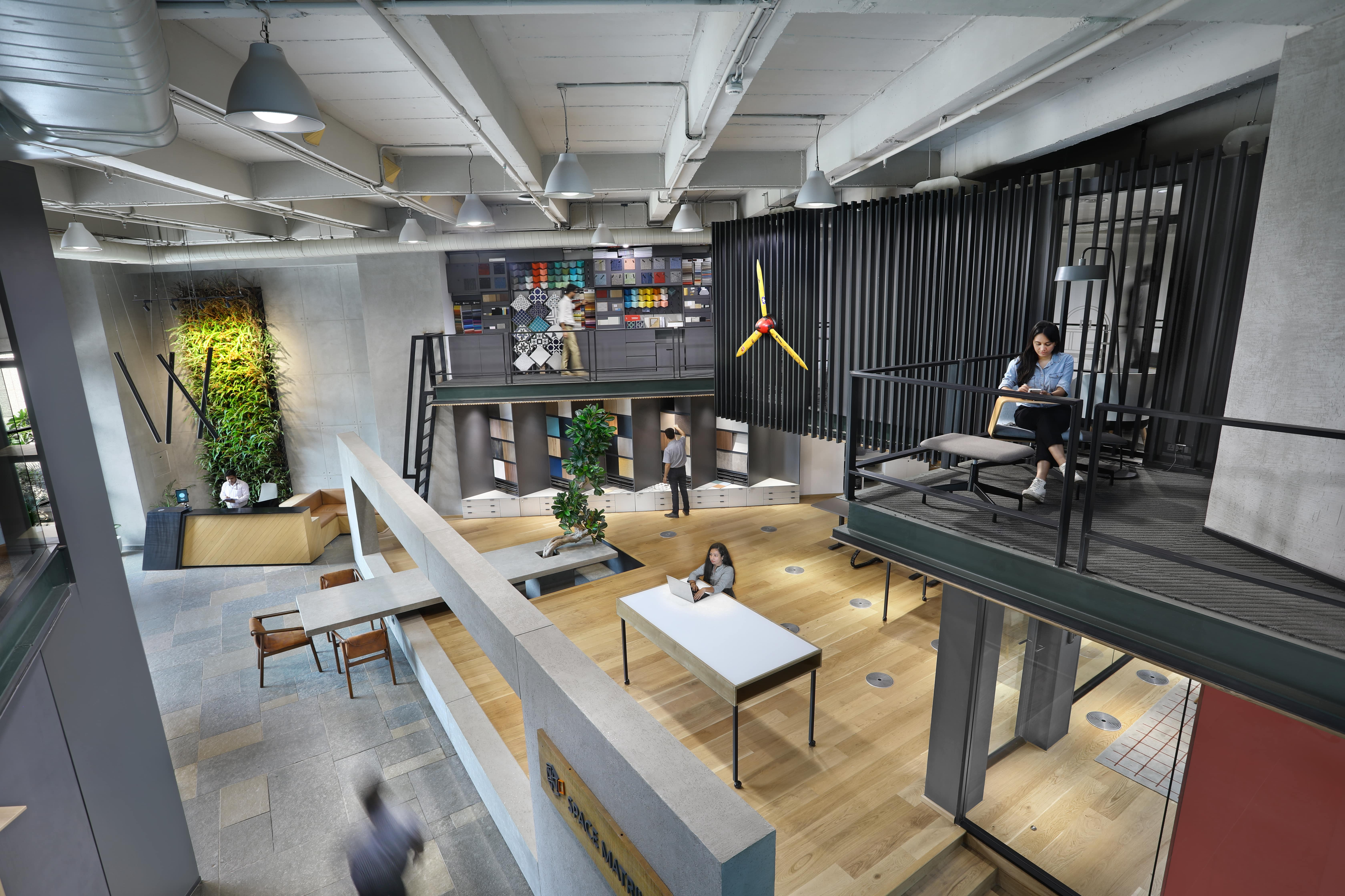 Space Matrix Beta Lab enables collaboration for the hybrid workforce