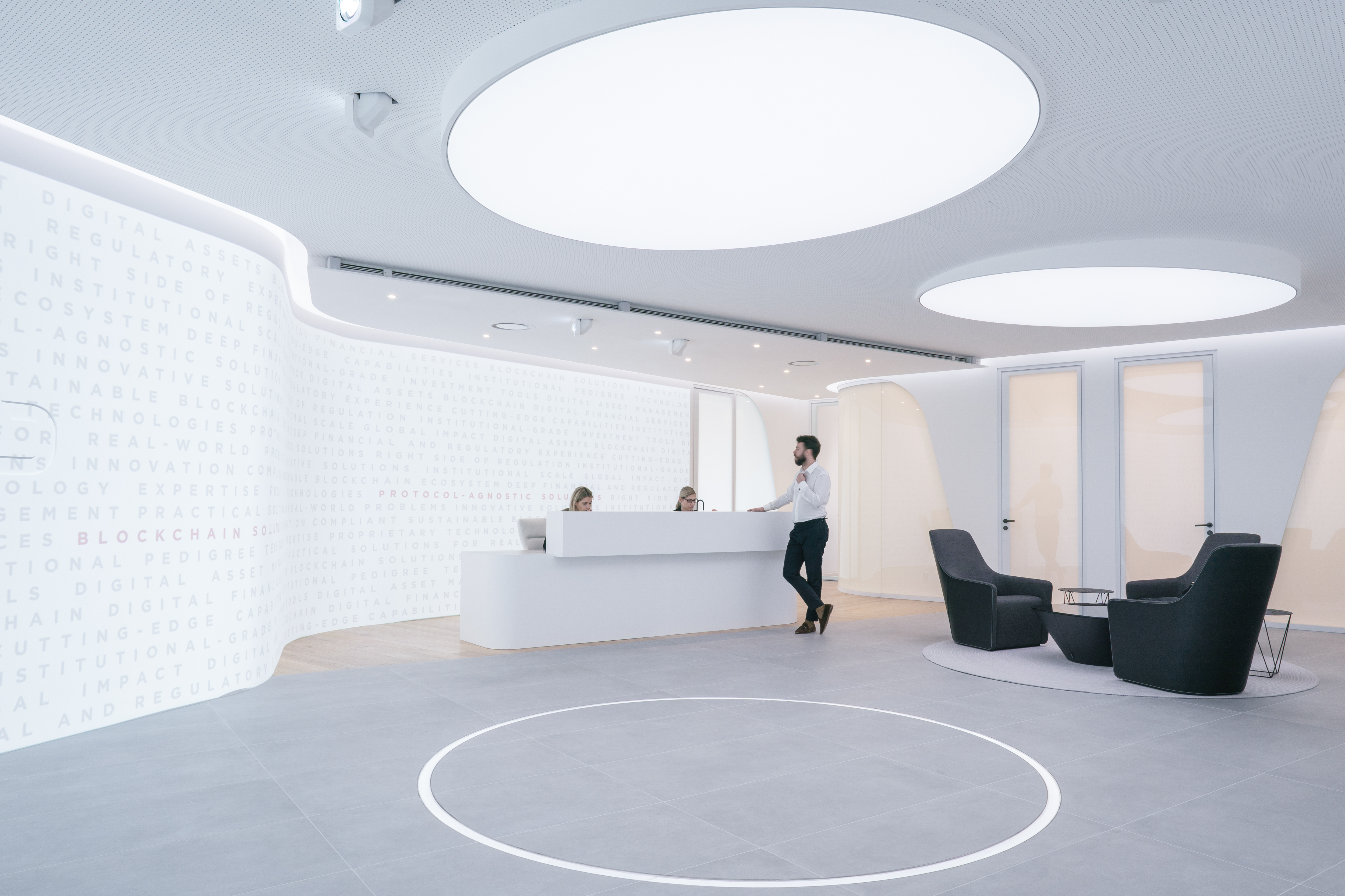 The tech industry is seeing the value of designing LEED and WELL certified workplaces