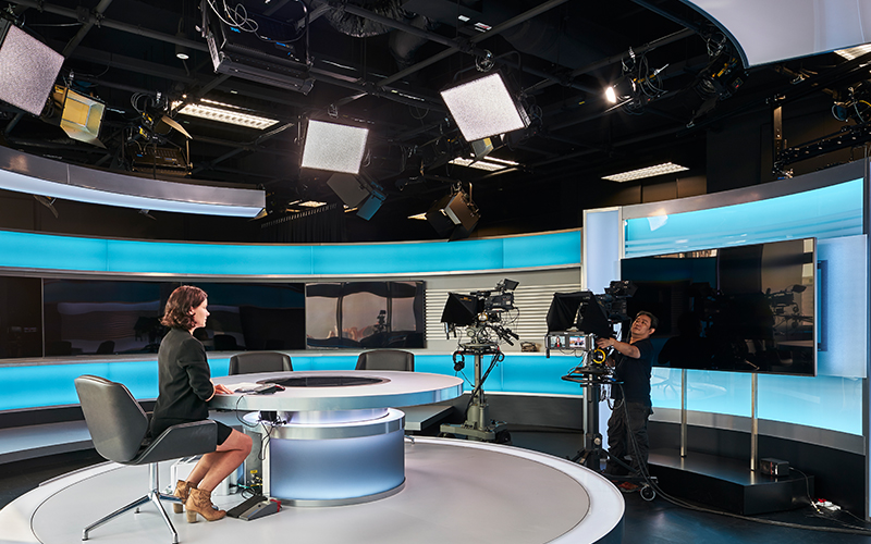 Integrated interior design services for BBC in Singapore