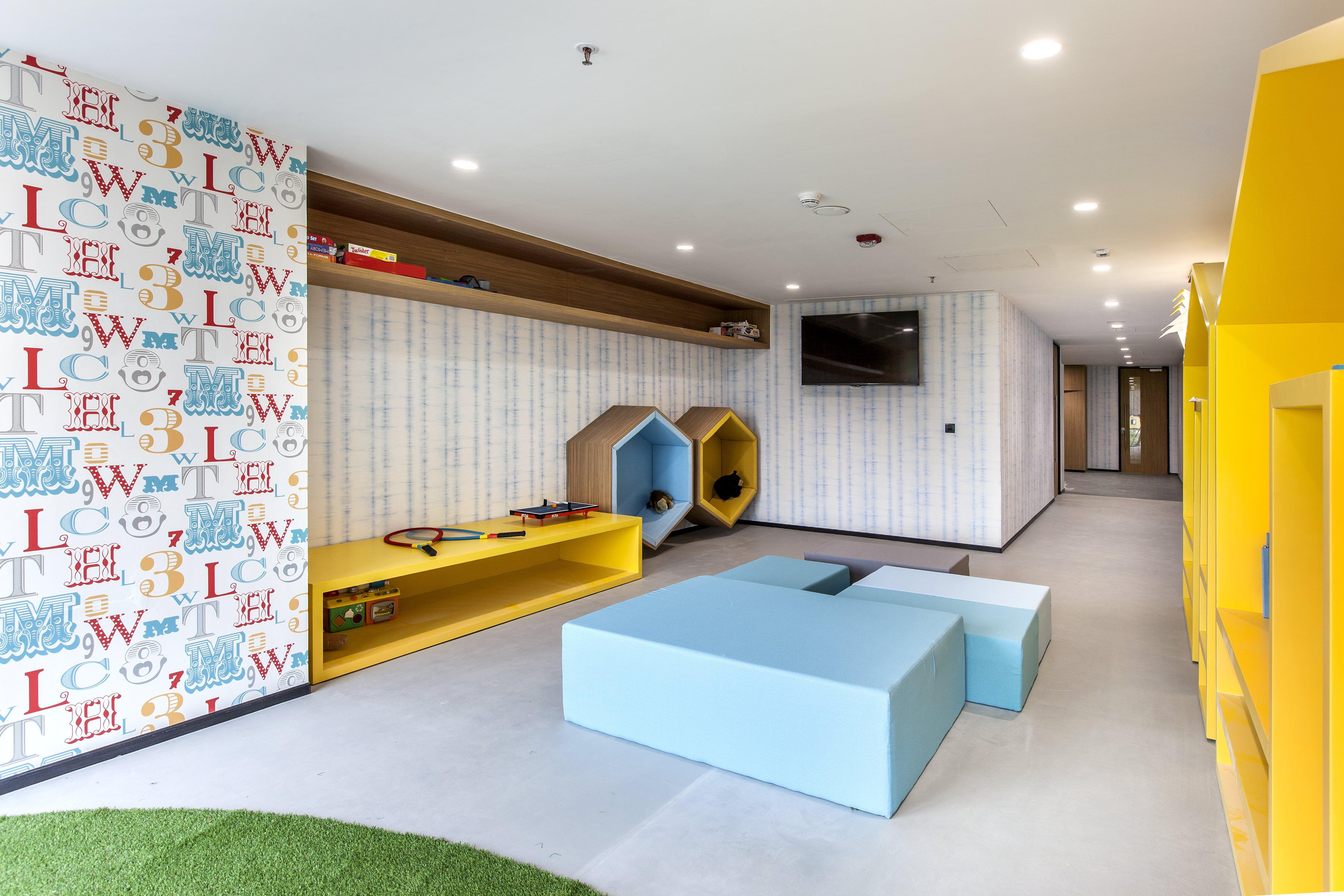 Piramal Mumbai designed its office for maximum space utilisation and maximum employee engagement
