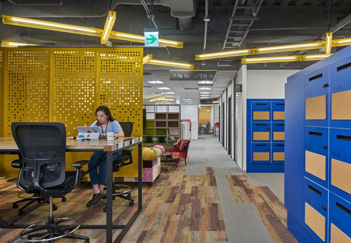 Best Office Interior Design by Space Matrix