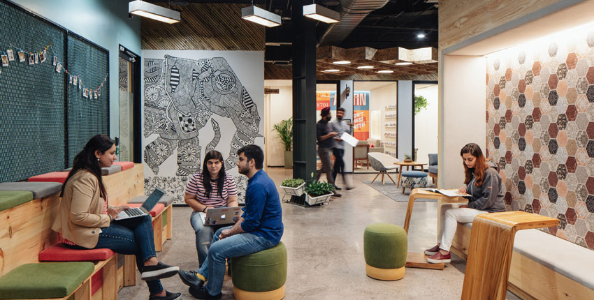 Airbnb Workspace Gurgaon